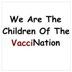 Children Of VacciNation Wall Art Poster