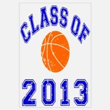 Class Of 2013 Basketball Wall Art