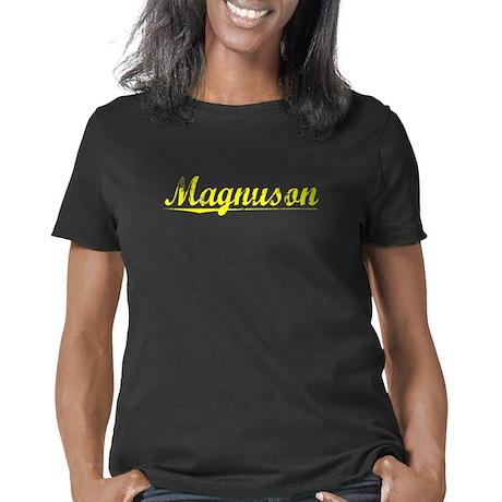Girl On Fire Organic Women's T-Shirt