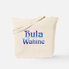 Hula Wahine (A) Tote Bag