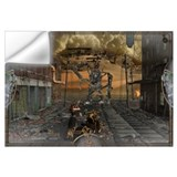 Steampunk Wall Decals