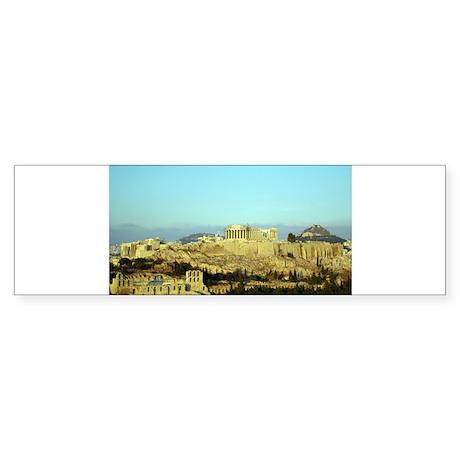 Acropolis Sticker (Bumper)