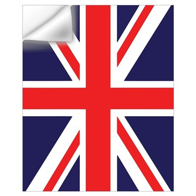 Union Jack Wall Art Wall Decal