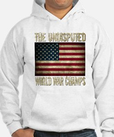 Cool Back to back world war champs Hoodie