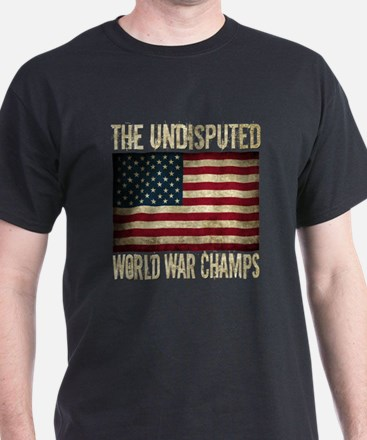 Undisputed World War Champs T-Shirt