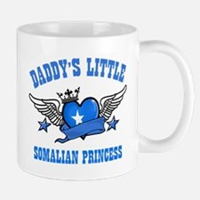 Daddy's Little Somalian Princess Small Small Mug