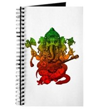 Ganesha Guitar Journal