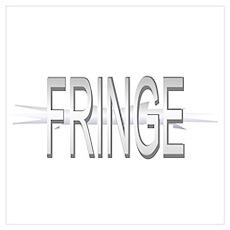 Shining Fringe Wall Art Poster
