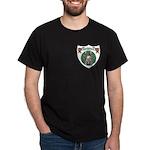 Rhodesia Official Seal Dark T-Shirt