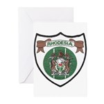 Rhodesia Official Seal Greeting Cards (Pk of 10)