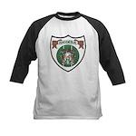 Rhodesia Official Seal Kids Baseball Jersey