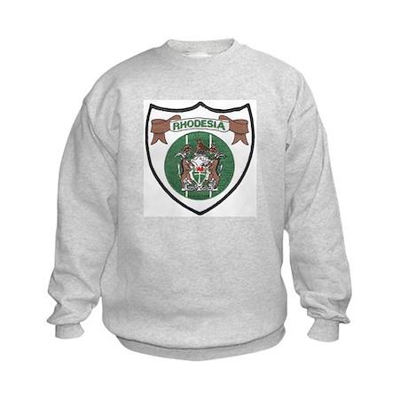 Rhodesia Official Seal Kids Sweatshirt
