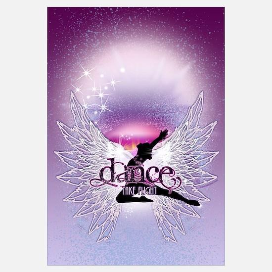 Crystal Dancer Wall Art