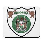 Rhodesia Official Seal Mousepad
