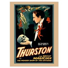 Thurston - Do Spirits...? Wall Art Poster