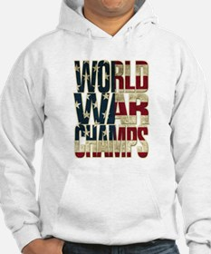 Unique Back to back world war champs Hoodie