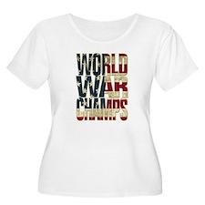 Cute Back back world champs T-Shirt