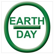 Earth Day Wall Art Poster
