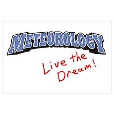 Meteorology - LTD Wall Art Poster