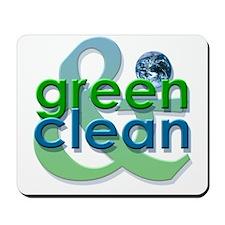Green & Clean Mousepad