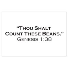 Beans / Genesis Wall Art Canvas Art
