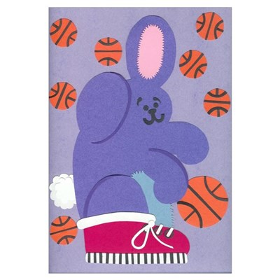 Benjamin Bunny Wall Art Poster