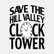 Save The Clock Tower Wall Art