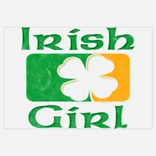 Irish Girl Wall Art