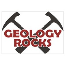 Geology Rocks Wall Art