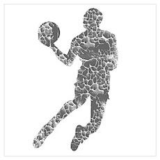 Superstar Baller Wall Art Poster