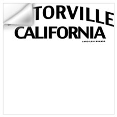 Victorville Wall Art Wall Decal