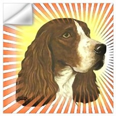English Springer Spaniel Wall Art Wall Decal