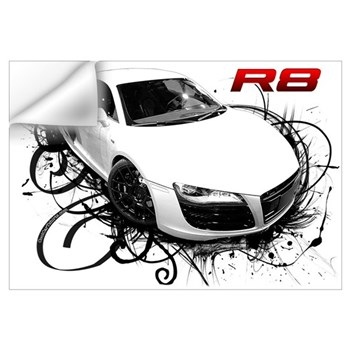 Exotic Car Wall Decals Exotic Car Wall Stickers Wall Peels - Wall decals cars