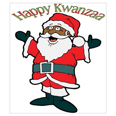 It's Kwanzaa Time! Wall Art Canvas Art