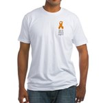 MS Toga Party - Fitted T-Shirt
