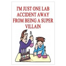 funny chemistry jokes Wall Art