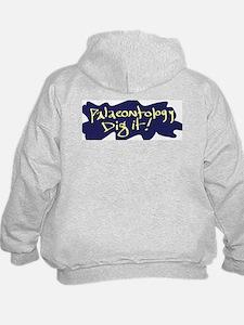 Palaeontology - Dig It! Hoodie