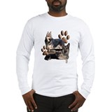 German shepherd mens Long Sleeve T-shirts