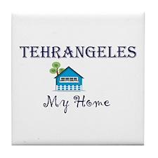 Tehrangeles Tile Coaster