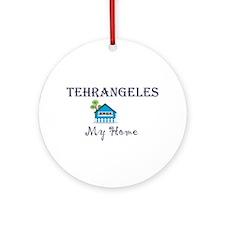 Tehrangeles Ornament (Round)