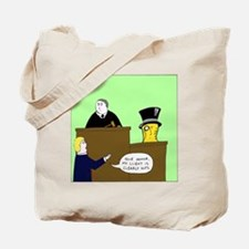 Clearly Nuts Tote Bag