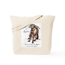 Wild Hare - Jack Rabbit Tote Bag