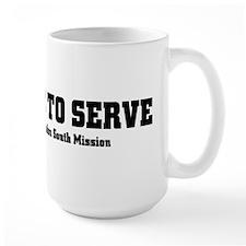 England London South LDS Miss Mug