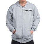 England London LDS Mission Ca Zip Hoodie