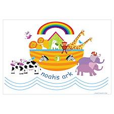 Noahs Ark Wall Art