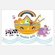 Noahs Ark Wall Art