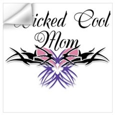 Wicked Cool Mom Wall Art Wall Decal