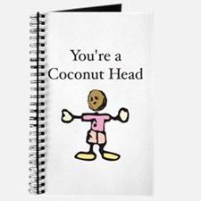 You're a Coconut Head Journal
