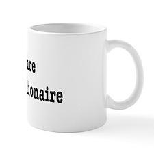 Future Geek Billionaire Small Mug