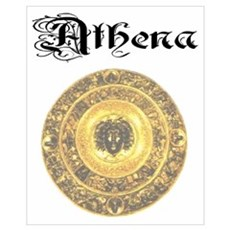 Athena Wall Art Poster